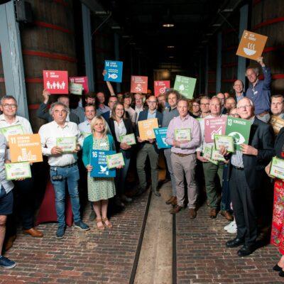Het Kringloopcentrum ontvangt certificaat Voka Charter Duurzaam Ondernemen