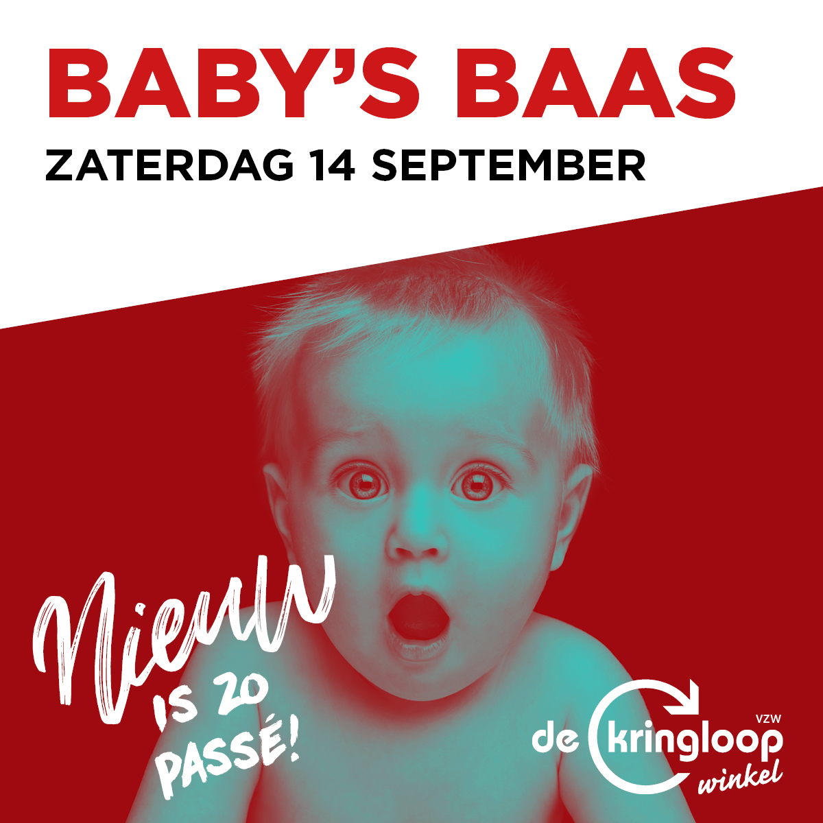 Baby's baas