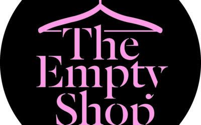 Empty Shop voor het goede doel!