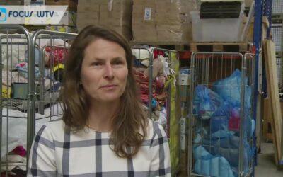 Hoe kunnen we overvolle textielcontainers vermijden?